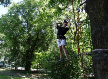 Piknik – Zajęcia linowe