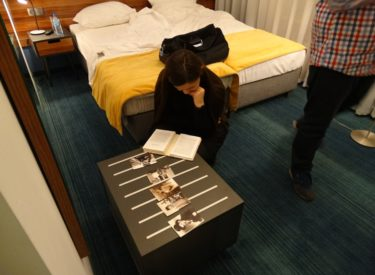 Zagadka Sherloka Holmesa – Hotel Tobaco