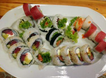 Mroczne tajemnice i pokaz Sushi – Nad Mrogą