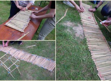 Budujemy mosty – Hotel nad Mrogą