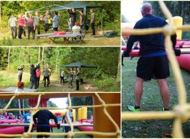Obóz Szkoleniowy – Hotel nad Mrogą