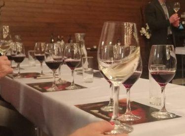 Degustacja win – Hotel Grzegorzewski