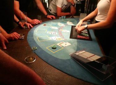 Zabawa w kasyno – Hotel Kasor