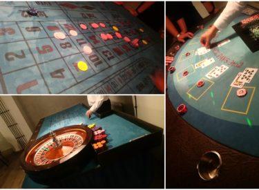 Zabawa w kasyno – Stare Kino